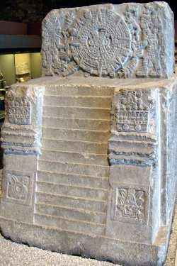 Teocalli of the Sacred War (Moctezuma's Throne)