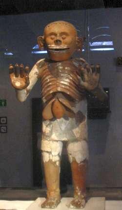 Mictlantecuhtli Statue