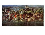 Diego Rivera - the Great City of Tenochtitlan